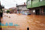 Strašno - Krali po poplavljenim krajevima