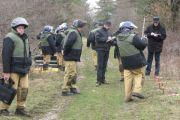 Rusi nastavljaju razminiranje Paraćina