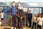 Uspeh naših plivača na plivačkom mitingu u Nišu