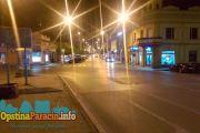 Od 01. juna zatvaranje glavne ulice od 20:00 - 24:00