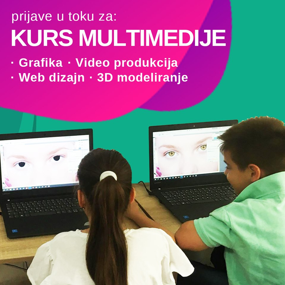 kurs multimedije